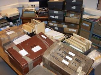 Willes collection as first accessioned at Warwickshire Country Record Office