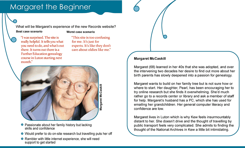 Rambler: Margaret the Beginner