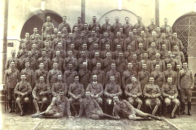 12th Lancers Corporals