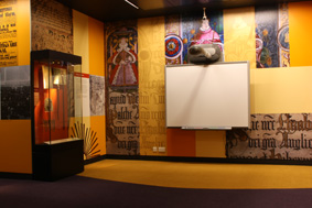 New education area in The Keeper's Gallery