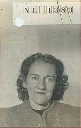 Nathalie Sergueiew, alias 'Treasure'