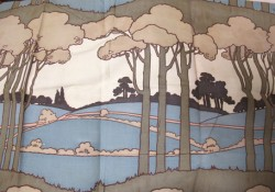 Textile registered by Turnbull & Stockdale