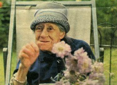 Eileen Casey, 1965.