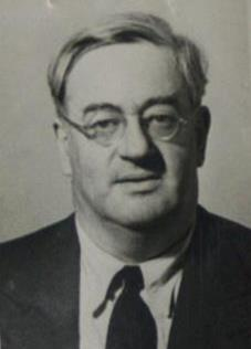 Photograph of Walter Fletcher. From HS 9/519/5.
