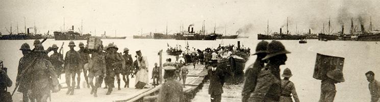 Operations against Tsing-Tau, 1914 (ADM 137/35 f. 328 )