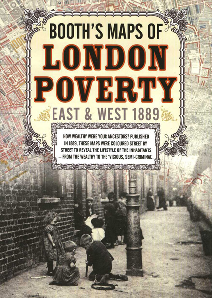 Booth's poverty maps