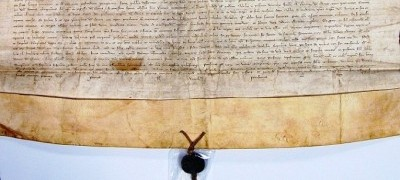 Request by the Pope to Edward II to arrest the Templars. Catalogue reference SC 7/10/40