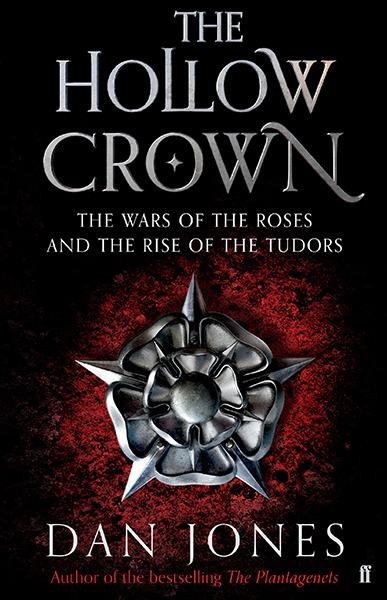 Front cover of The hollow crown, by Dan Jones.