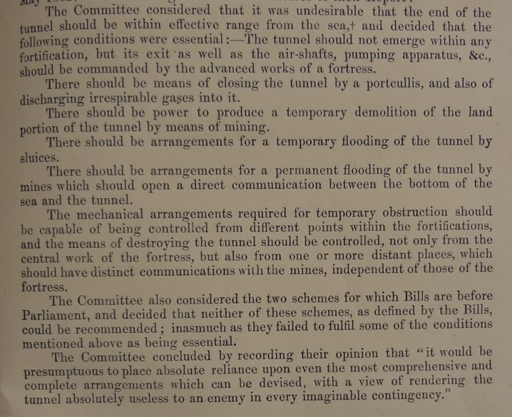 Conclusions of the Committee, May 1882. Catalogue reference: WO 33/39