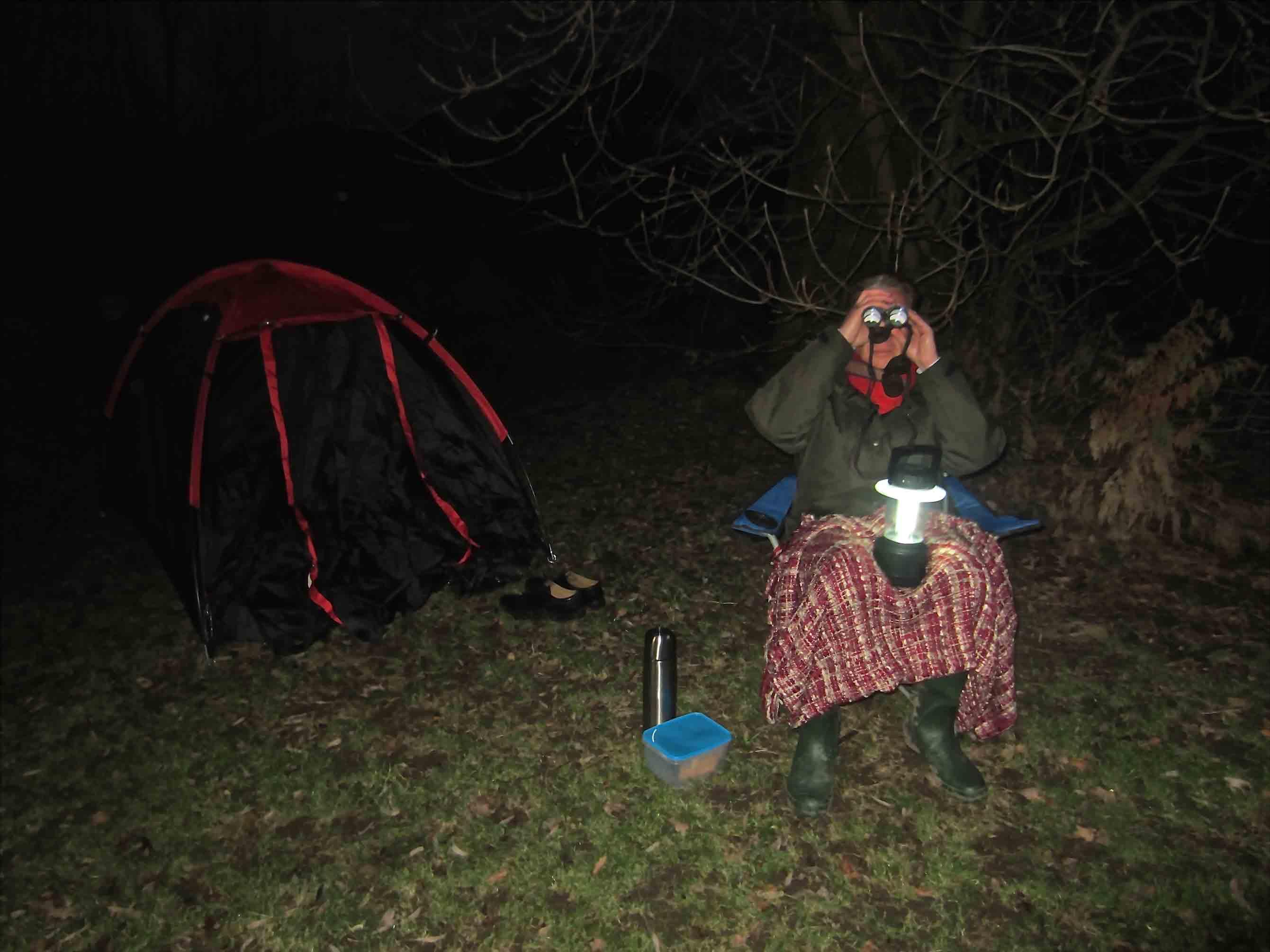 Michael Portillo searches for UFOs.