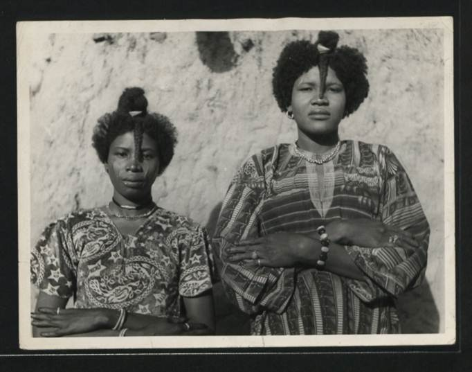 Cameroons. Kanari Women of Dikwa Emirate CO 1069/24/13