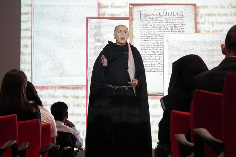 Magna Carta assembly - Matthew Paris