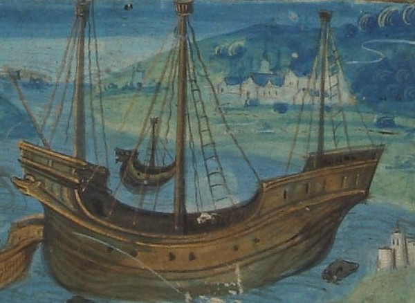 Image of ships (catalogue reference E 30/1113)