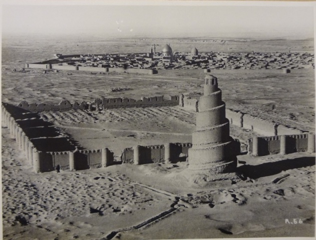 Samarra during the Second World War (catalogue reference: OS 1/384)