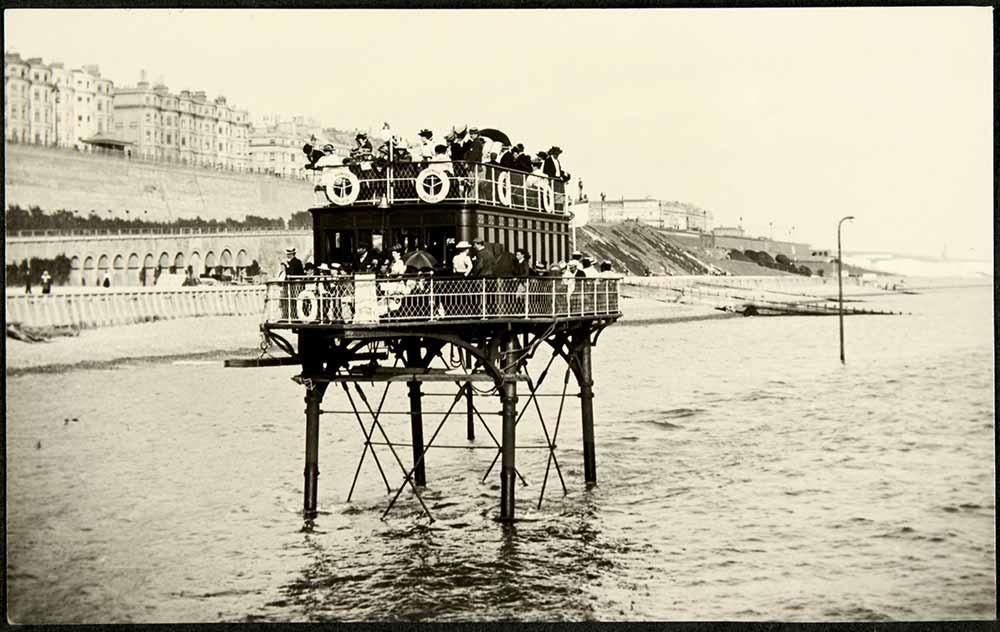 The Brighton and Rottingdean Seashore Electric Tramroad