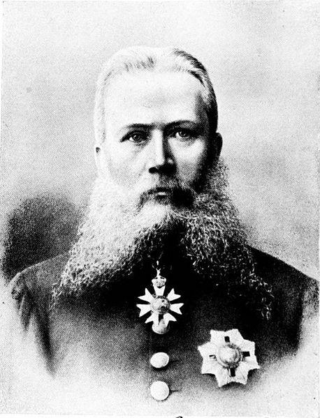 Sir Halliday Macartney (source: Wikimedia Commons)