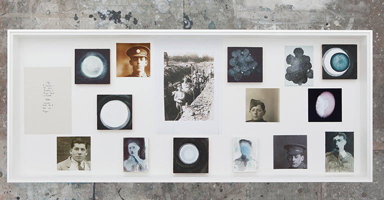 Image of Table 2: 'I remember', from Changing the Landscape