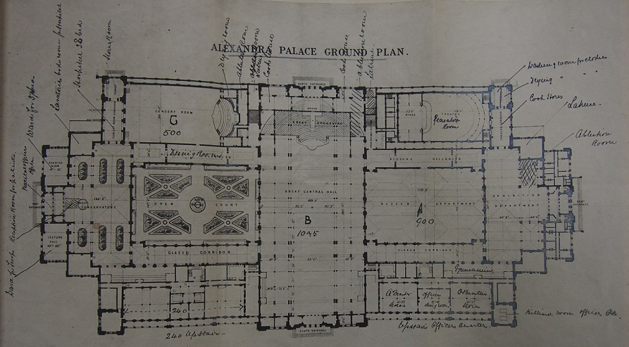 Daily Life In Alexandra Palace Internment Camp The National Archives Blog