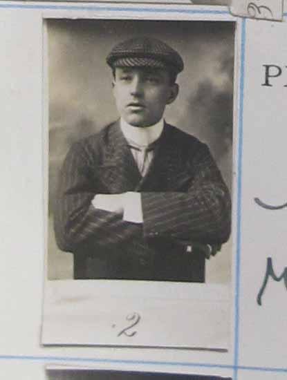 Image of a portrait photograph of A E Matthews