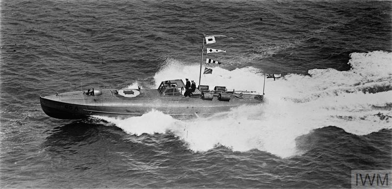 Coastal Motor Boat © IWM (Q 20636)