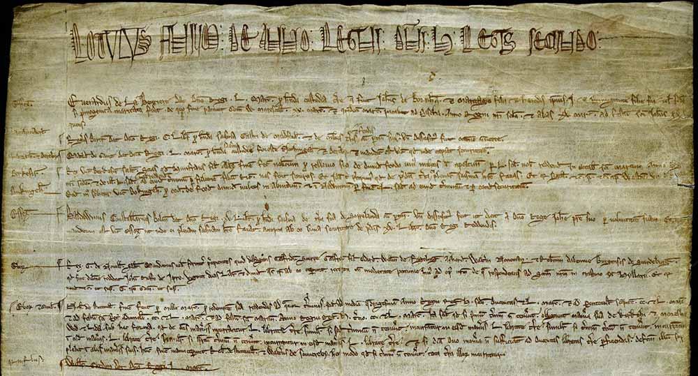 Ransom agreement between William Marshal and Nicholas de Stuteville, 1217