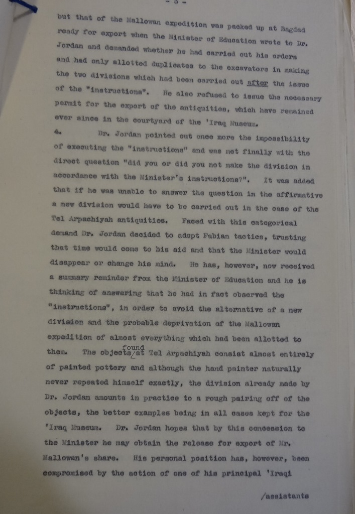 Humphries to Foreign Office, 14 September 1933 (catalogue reference: FO 624/1)