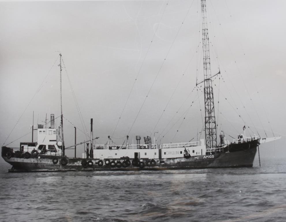 Image of a boat at sea
