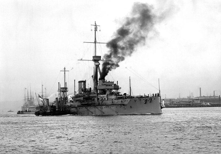HMS Dreadnought (ADM 176/212)