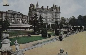 Photograph of the Star and Garter Hotel, 1908
