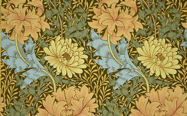 William Morris wallpaper design, BT 43/101/307222