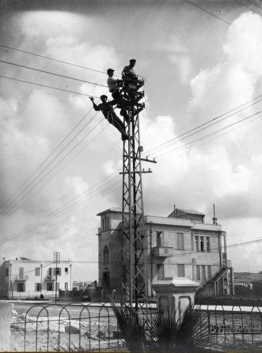 Electrification of Jaffa