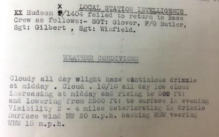 AIR 28/740 RAF St Eval Operations Record Book