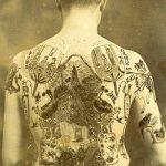 COPY 1/484 (1) Fujiyama tattoo by George Burchett, 1900