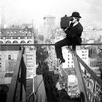 COPY 1/528 Photographing New York City above Fifth Avenue, Arthur Westrop, 1908