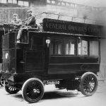 COPY 1/460 London general omnibus, 1903