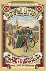 Illustrated front cover of Revolution by William Manners.