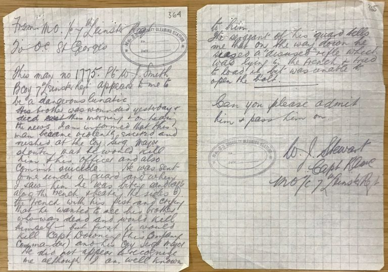 Two pages of handwritten note on squared paper.