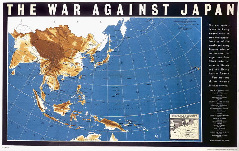 Poster of The War Against Japan.
