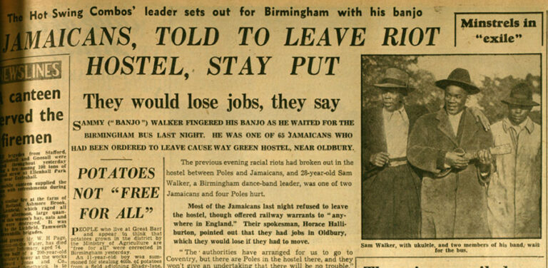 The Birmingham Gazette.