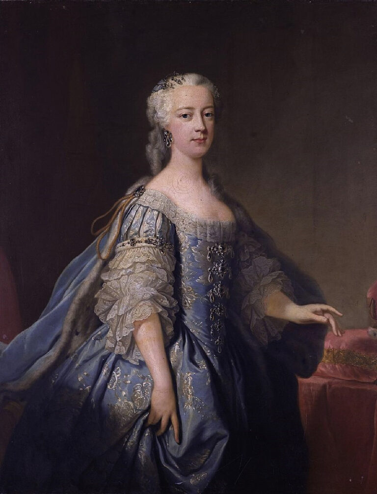 Princess Amelia of Great Britain and Hanover (1711-1786).